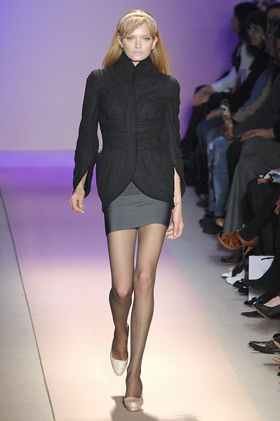 Hervé Léger by Max Azria at New York Fall 2008