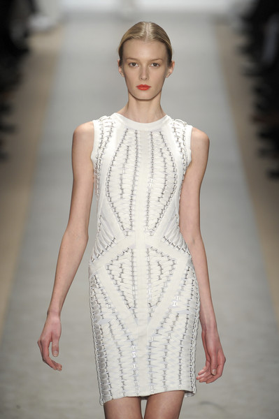 Hervé Léger by Max Azria at New York Fall 2010
