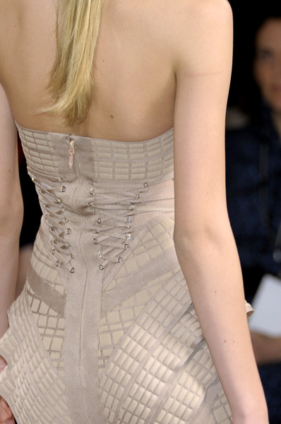 Hervé Léger by Max Azria at New York Fall 2010 (Details)