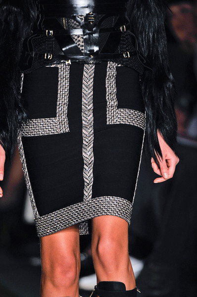 Hervé Léger by Max Azria at New York Fall 2012 (Details)
