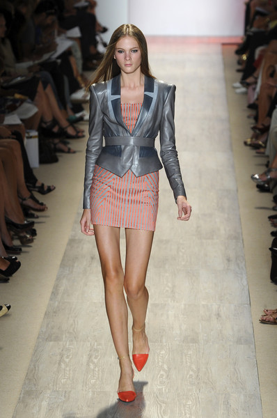 Hervé Léger by Max Azria at New York Spring 2009