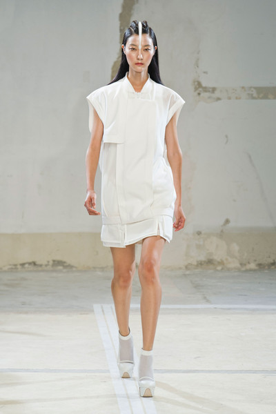 Hexa By Kuho at Paris Spring 2014