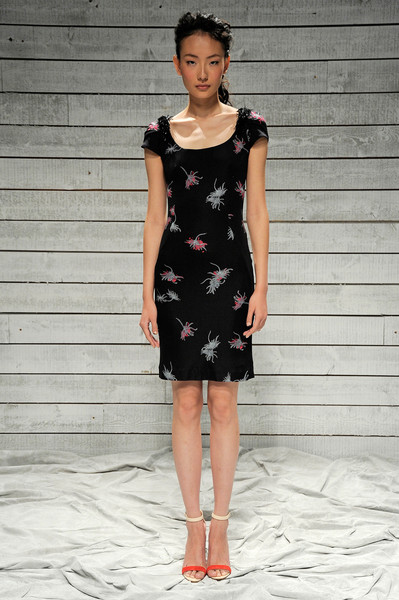 Holmes & Yang at New York Spring 2013