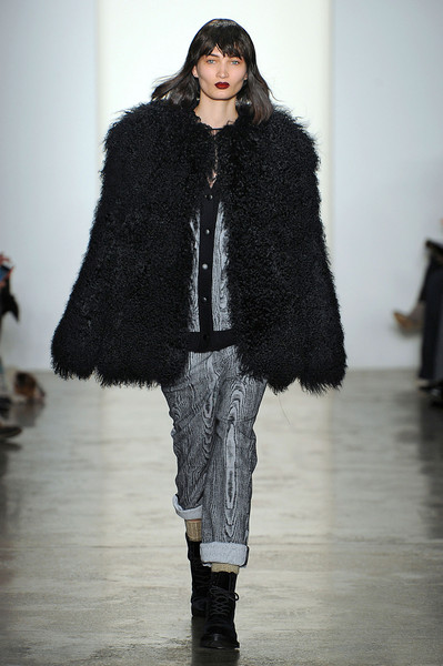 Houghton at New York Fall 2015 [fashion show,fashion,fashion model,fur clothing,runway,clothing,fur,outerwear,haute couture,event,supermodel,socialite,human,fashion,runway,model,clothing,houghton,new york fashion week,fashion show,runway,fashion show,model,supermodel,fashion,socialite,human]