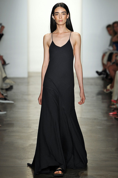 Houghton at New York Spring 2015 [fashion model,fashion show,runway,fashion,clothing,dress,gown,shoulder,haute couture,neck,dress,gown,fashion,runway,clothing,wear,fashion design,coat,new york fashion week,fashion show,runway,dress,fashion,skirt,clothing,casual wear,gown,fashion design,fashion show,coat]