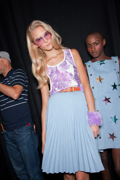 House of Holland at London Spring 2011 (Backstage)