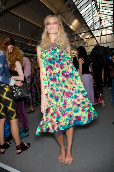 House of Holland at London Spring 2013 (Backstage)