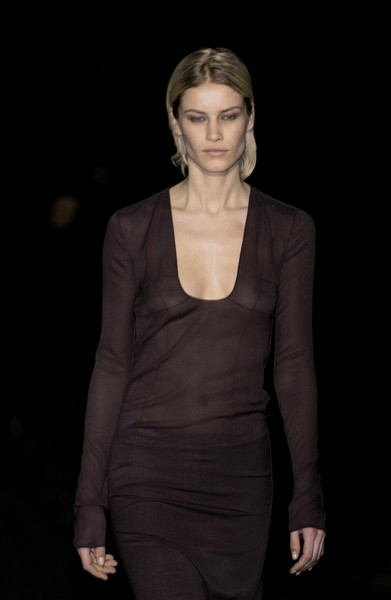 Hugo Boss at New York Fall 2002
