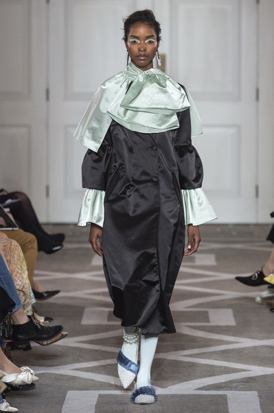 Huishan Zhang at London Fall 2019