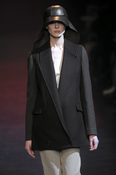 Hussein Chalayan at Paris Fall 2010