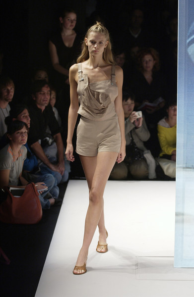 Hussein Chalayan at Paris Spring 2004