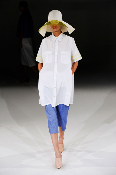 Hussein Chalayan at Paris Spring 2013