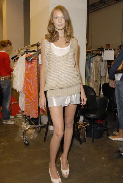 Iceberg at Milan Spring 2007 (Backstage)
