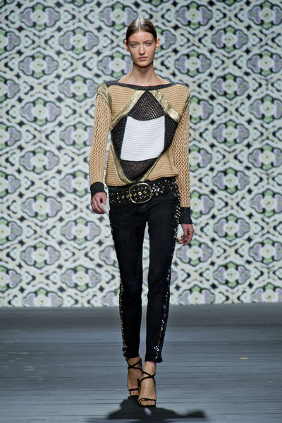 Iceberg at Milan Spring 2013