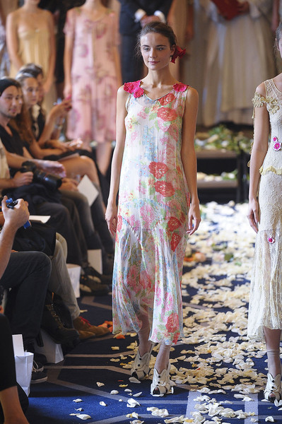 Imitation at New York Spring 2012