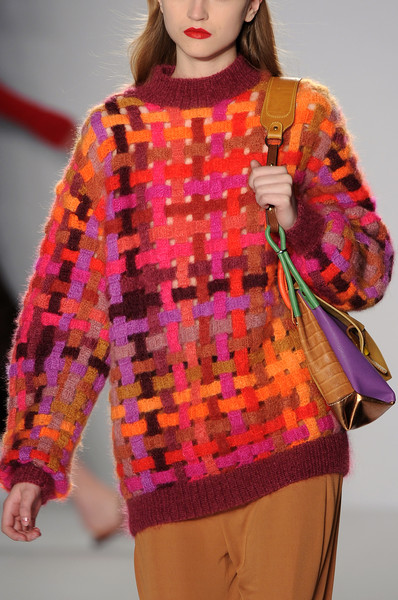 Isaac Mizrahi at New York Fall 2009 (Details)