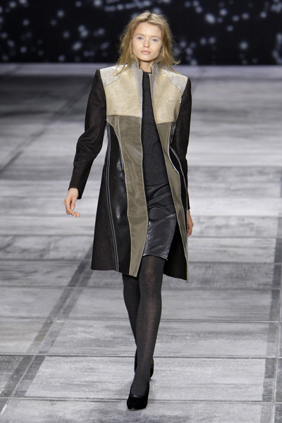 Isaac Mizrahi at New York Fall 2010