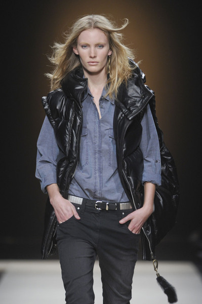 Isabel Marant at Paris Fall 2011