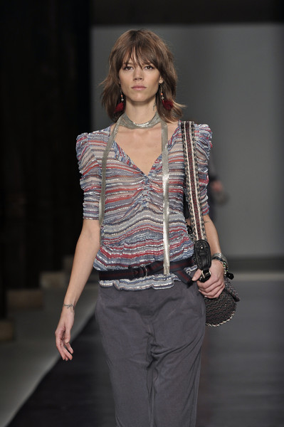 Isabel Marant at Paris Spring 2010
