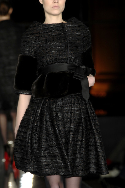 J. Mendel at New York Fall 2008 (Details)