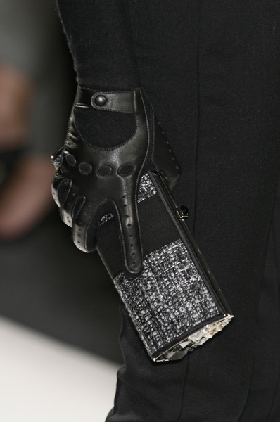 J. Mendel at New York Fall 2009 (Details)