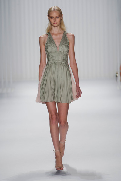 J. Mendel at New York Spring 2013