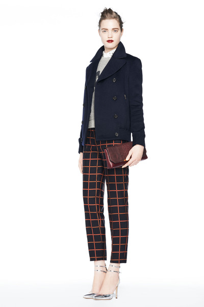 J.Crew at New York Fall 2013