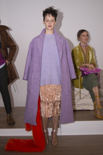 J.Crew at New York Fall 2017 [fashion,clothing,fashion show,runway,fashion design,outerwear,pink,haute couture,fashion model,event,outerwear,fashion,runway,clothing,fashion week,fashion blog,fashion design,pink,j.crew,new york fashion week,new york fashion week,runway,fashion,fashion blog,j.crew,fashion week,ralph lauren corporation,clothing]