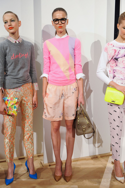 J.Crew at New York Spring 2013
