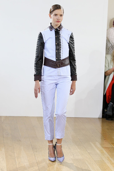 J.W. Anderson at London Spring 2012