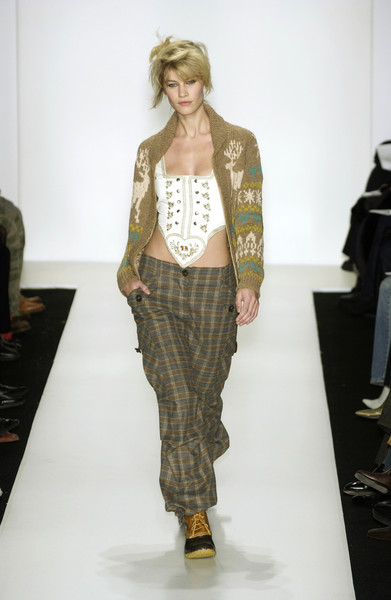 James Coviello at New York Fall 2003
