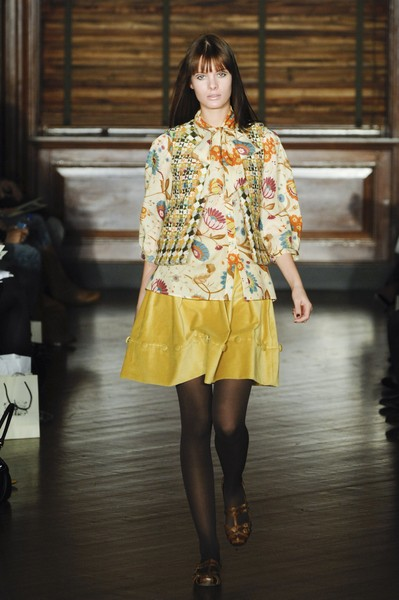 James Coviello at New York Fall 2007
