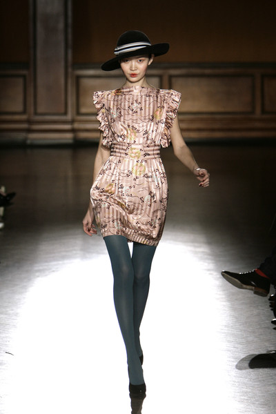 James Coviello at New York Fall 2008