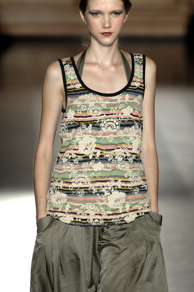 James Coviello at New York Spring 2008 (Details)