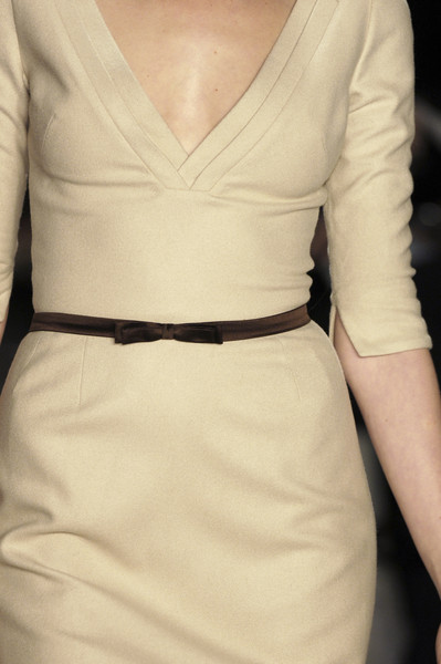 Jason Wu at New York Fall 2006 (Details)