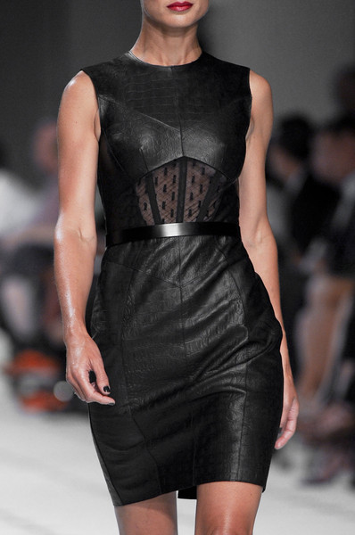 Jason Wu at New York Spring 2013 (Details)