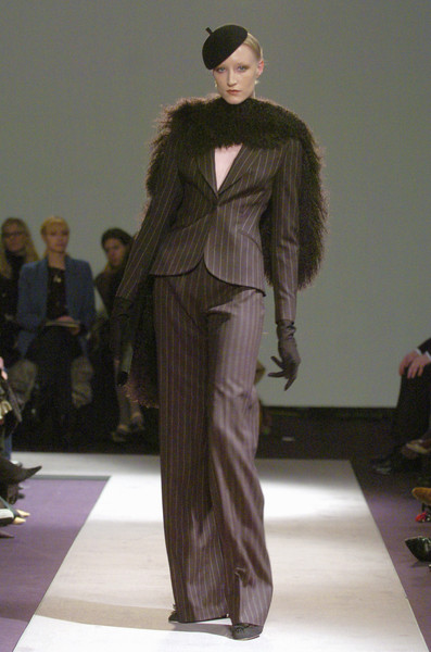 Jasper Conran at London Fall 2005