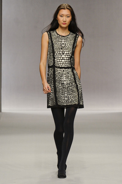 Jasper Conran at London Fall 2011