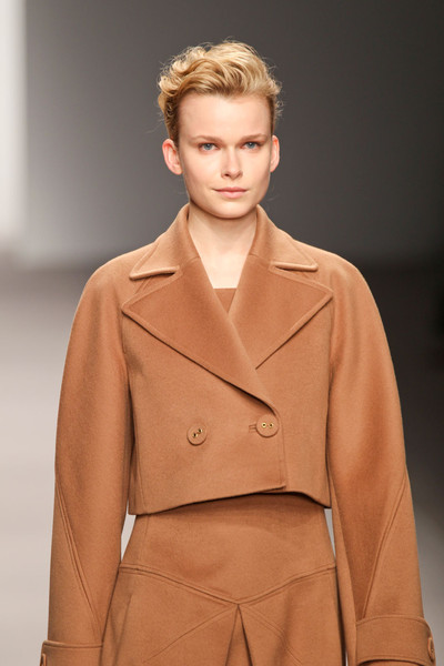 Jasper Conran at London Fall 2012