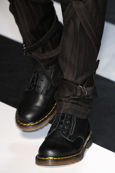Jean Paul Gaultier at Paris Fall 2009 (Details)