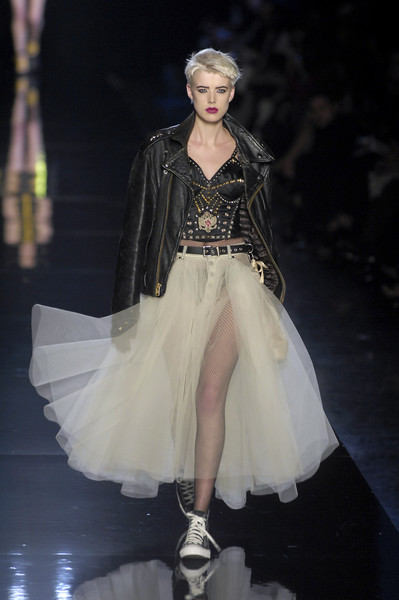 Jean Paul Gaultier at Paris Spring 2007