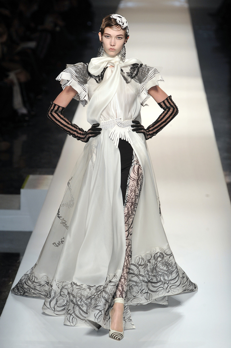 Jean Paul Gaultier at Couture Spring 20   Livingly
