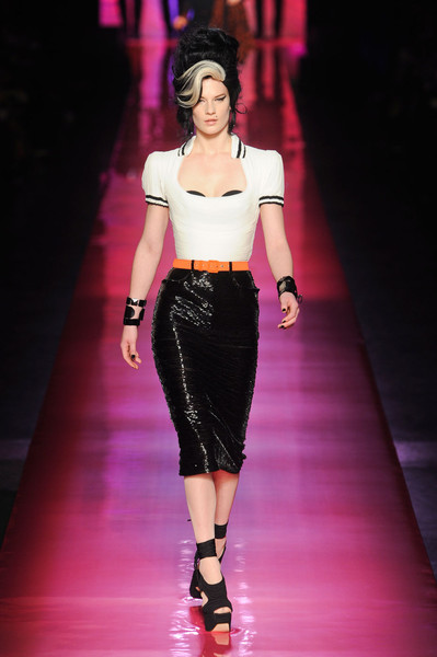Jean Paul Gaultier at Couture Spring 2012