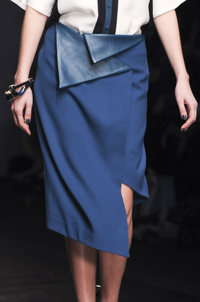 Jean Pierre Braganza at London Fall 2013 (Details)