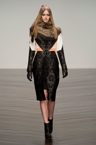 Jean Pierre Braganza at London Fall 2013