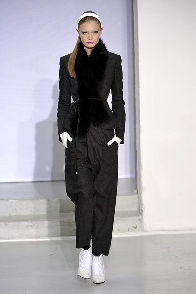 Jean-Paul Knott at Couture Fall 2008