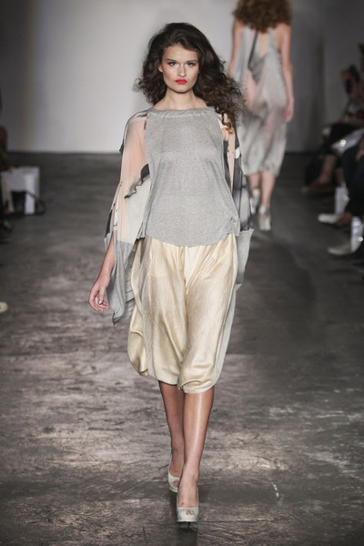 Jena Theo at London Spring 2012