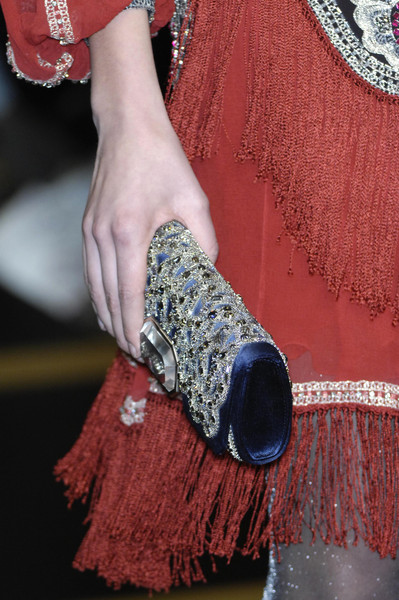 Jenny Packham at London Fall 2009 (Details)