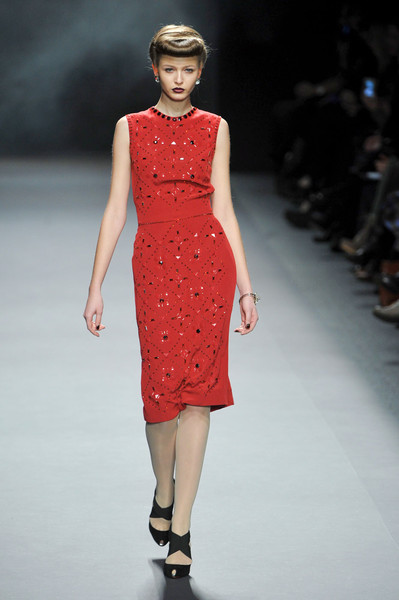 Jenny Packham at New York Fall 2012