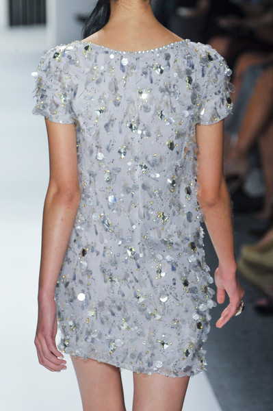 Jenny Packham at New York Spring 2013 (Details)